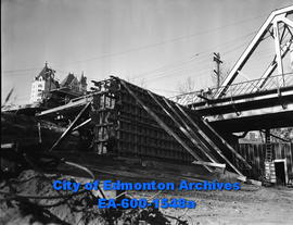 Construction of Low Level Bridge.