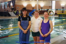 Municipal employees, Eastglen Leisure Centre