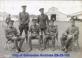 51st Battalion Officers