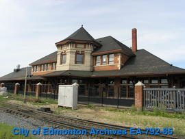 Canadian Pacific Strathcona Station - NE