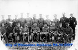 101st Regiment-Officers