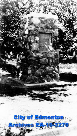 Northern Alberta Pioneers and Old Timers Association Memorial