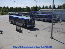 West Edmonton Mall Transit Centre