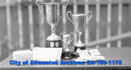 Northern Alberta Bicycle Assoc. Trophies