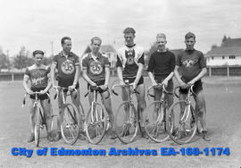 Northern Alta. Bicycle Assoc.  Competition Team