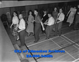 Square dance at Highlands Community Hall.