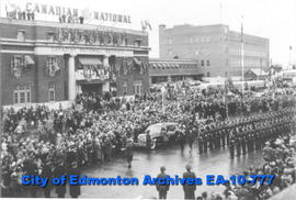 Royal Visit to Edmonton