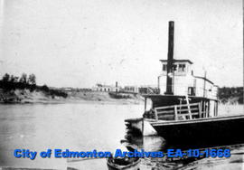 City of Strathcona Steamer
