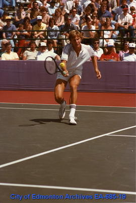 Universiade '83 - Male Tennis Player