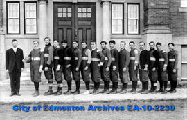 Edmonton High School Rugby Club