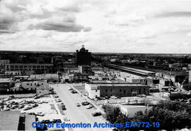 Edmonton - Downtown Looking West