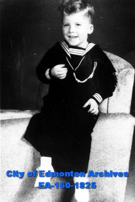 Boy in Sailor Suit