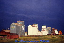 Champion grain elevators