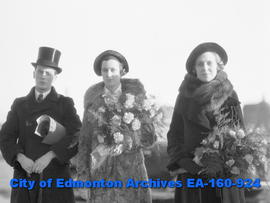Final vist to Edmonton by the Earl of Bessborough, Governor General of Canada