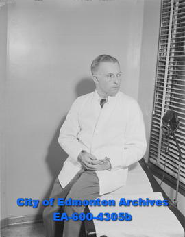 Dr. Eardley S. Allin to operate on Siamese twins.