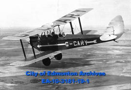 Edmonton Flying Club Trainer
