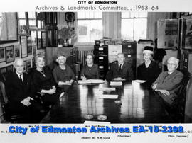 Archives & Landmarks Committee  1963-64