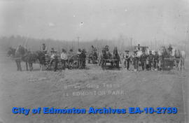 Edmonton Park-Shovel Gang Teams
