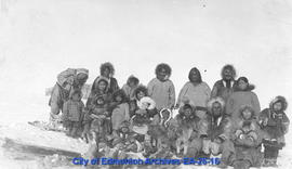 Inuit Families