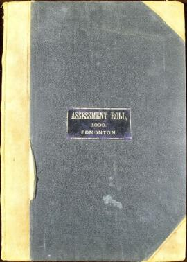 1893 Tax Assessment Roll