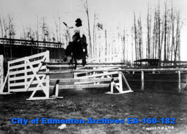Horse Jumping - Exhibition Grounds