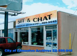Sit and Chat Caribbean Restaurant