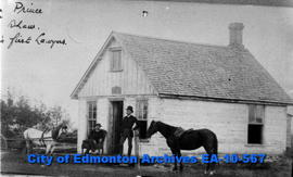 Edmonton's First Lawyers