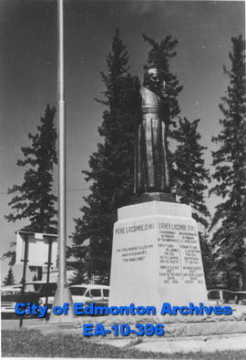 Father Lacombe Memorial