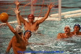 Universiade '83 - Water Polo Match