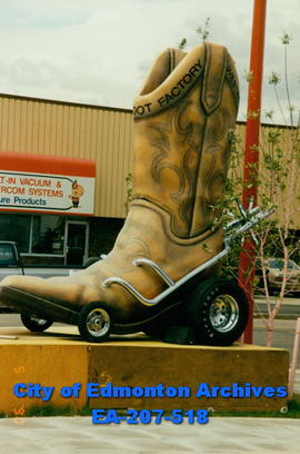 "The Boot Factory ""Boot"" car"