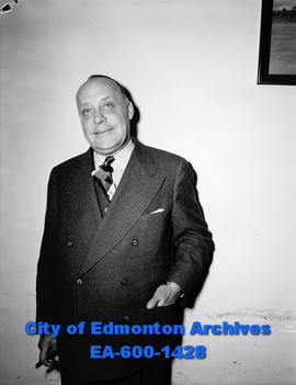 "Ellrby ""Toad"" Farr, distributor for Canadian Automobile Industry, GM Corporation."