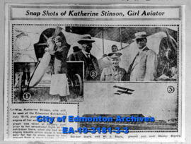 Katherin Stinson-'Girl Aviator'