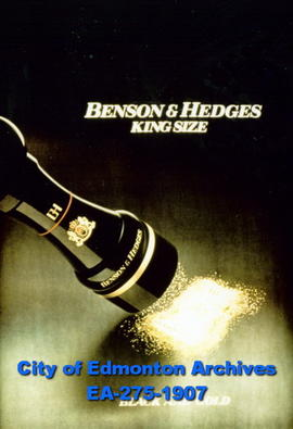 Sign - Benson & Hedges