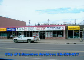 Alberta Exchange; Furniture for Less Discount store