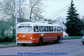 E.T.S. Trolley Bus #162