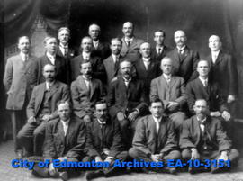 Grand Encampment -- I.O.O.F. of Alberta Instituted August 21, 1912