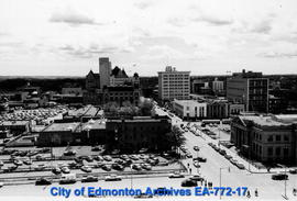 Edmonton -  Downtown Looking South