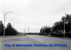 99 Street - Saskatchewan Drive (south)