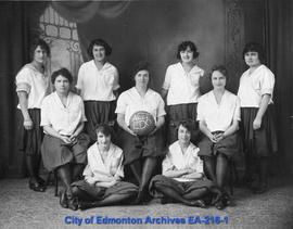 A.G.T. Ladies Basketball Team