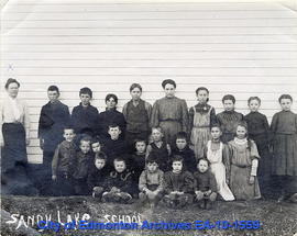 Sandy Lake School