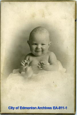 Robert Mallory Aitken as a Baby