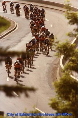 Universiade '83 - Cycling