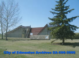 Clareview Reservoir and Pumphouse
