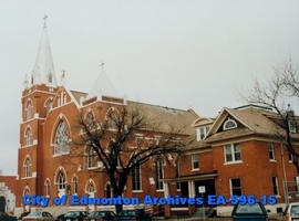 Sacred Heart (First People's) Catholic Church