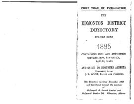 Edmonton District Directory