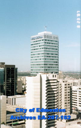 Principal Tower - downtown Edmonton