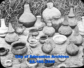 African Clay Pots.