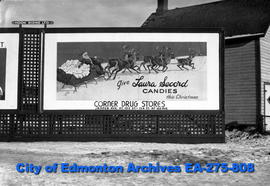 Sign - Laura Secord Candies