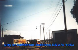 Jasper Avenue - Alex Taylor Road (west)