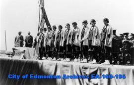 Edmonton Grads - Basketball Team
